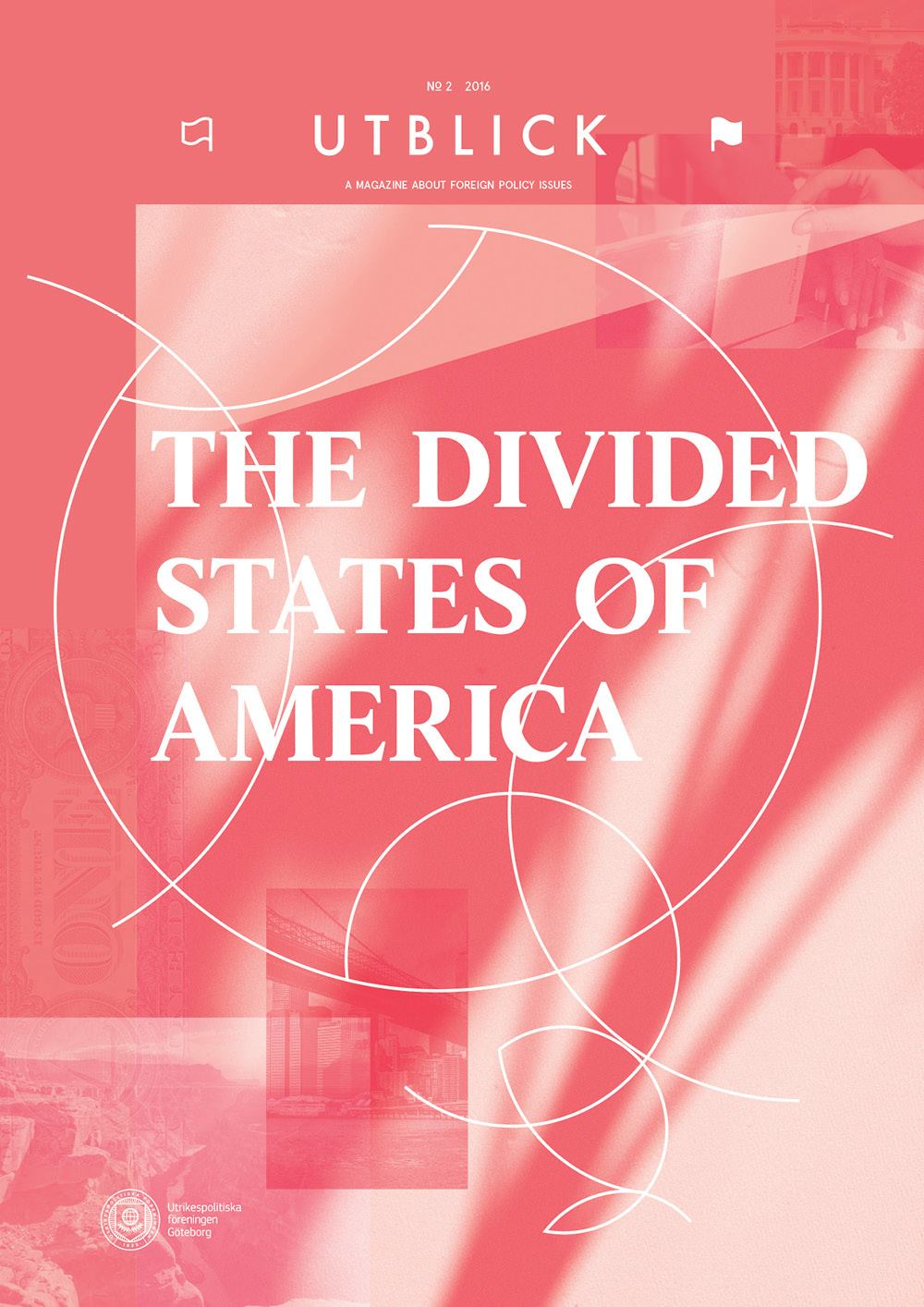 New Issue of Utblick: The Divided States of America