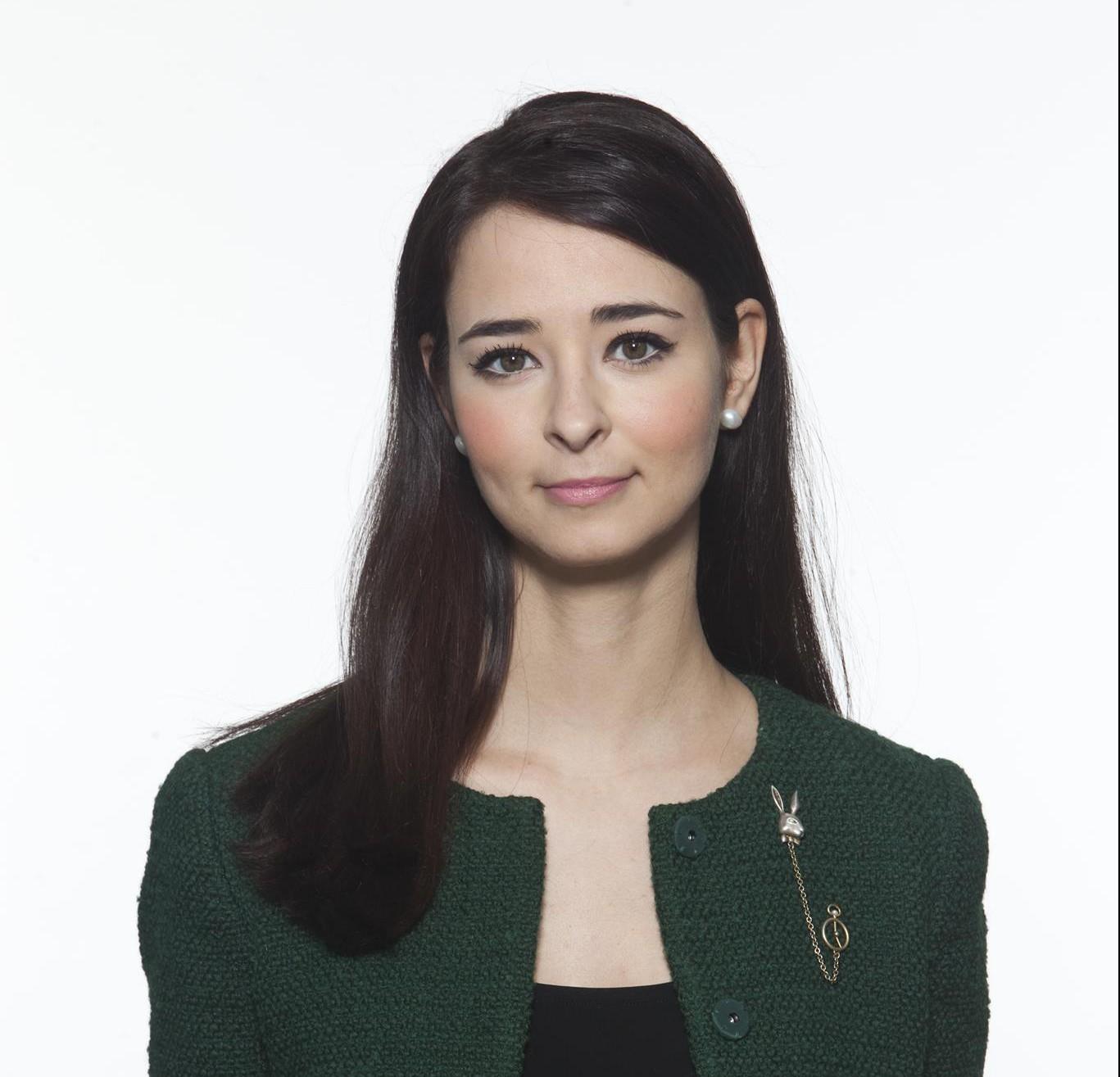 Intervju med Alice Teodorescu