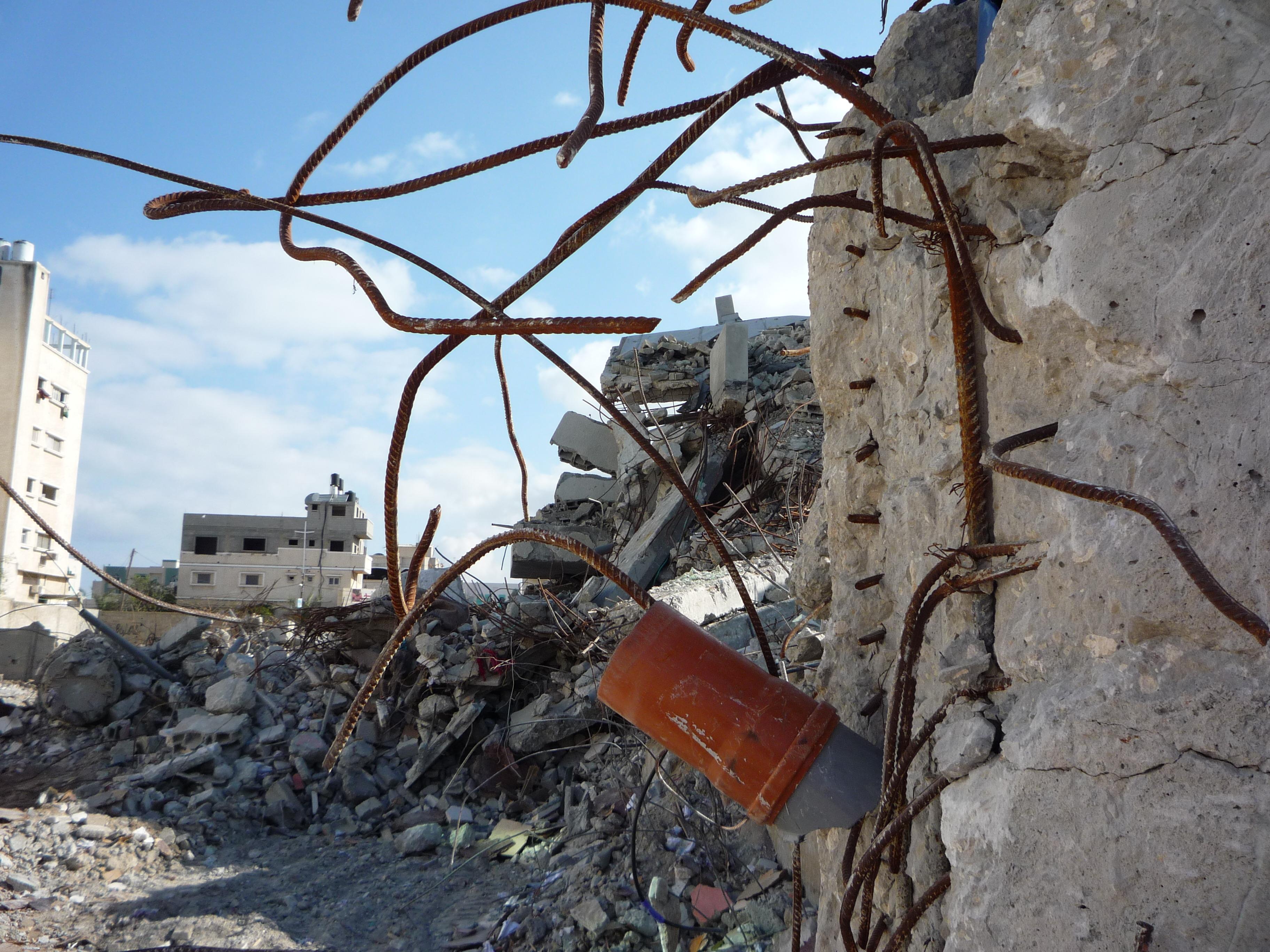 Veckans utrikespolitiska händelse: Gaza