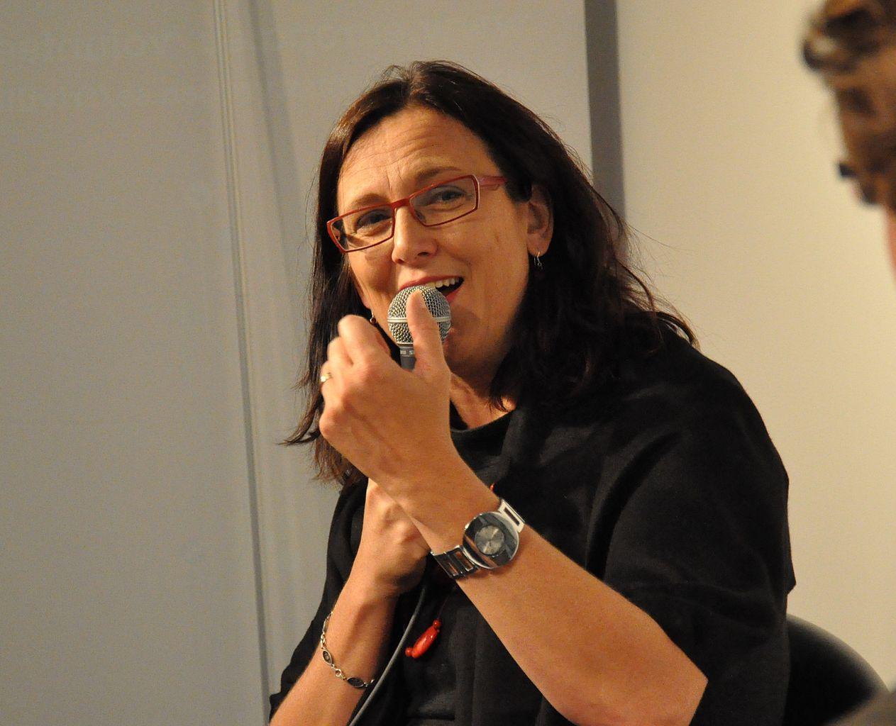Interview with Cecilia Malmström