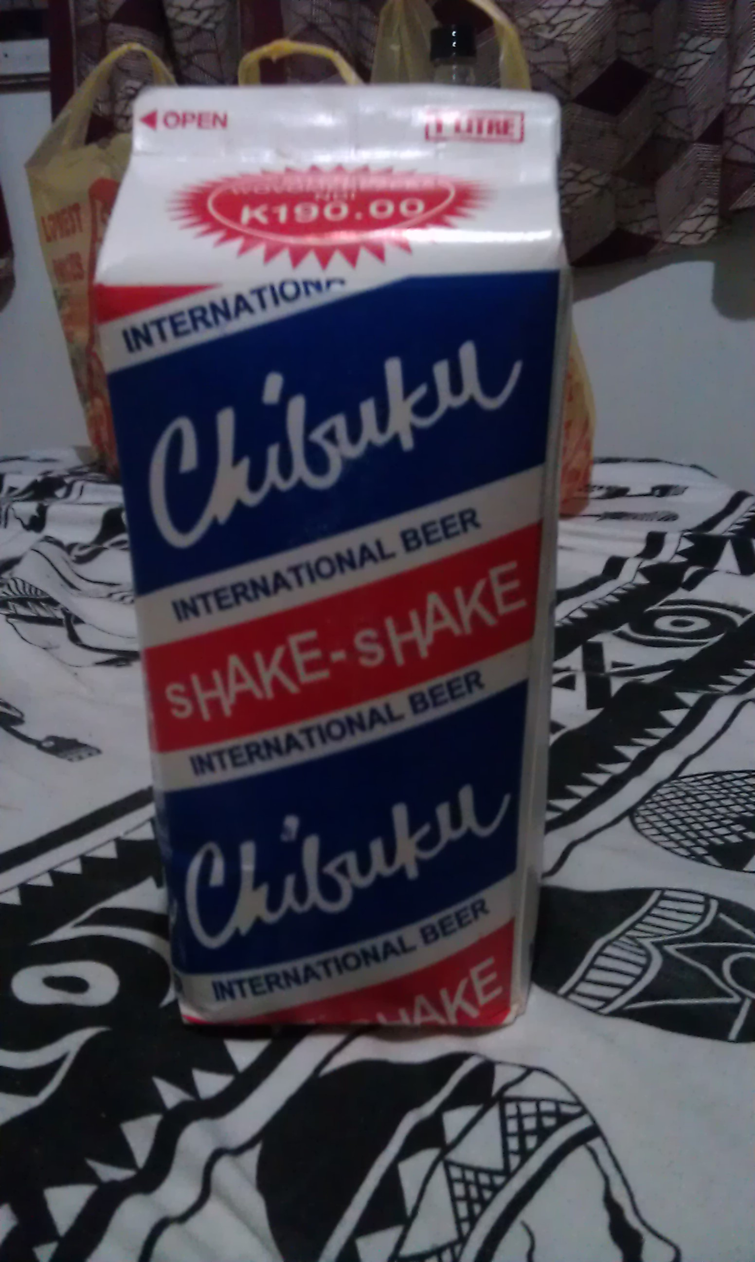 Chibuku – Shake Shake