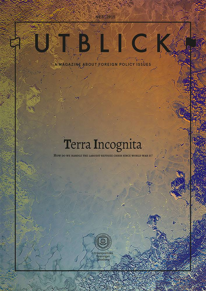 New issue of Utblick: Terra Incognita, out now!