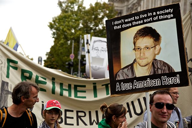 Snowden and the NSA