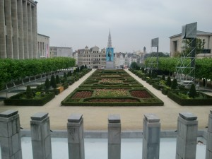 Museum Garden - Mont des Arts