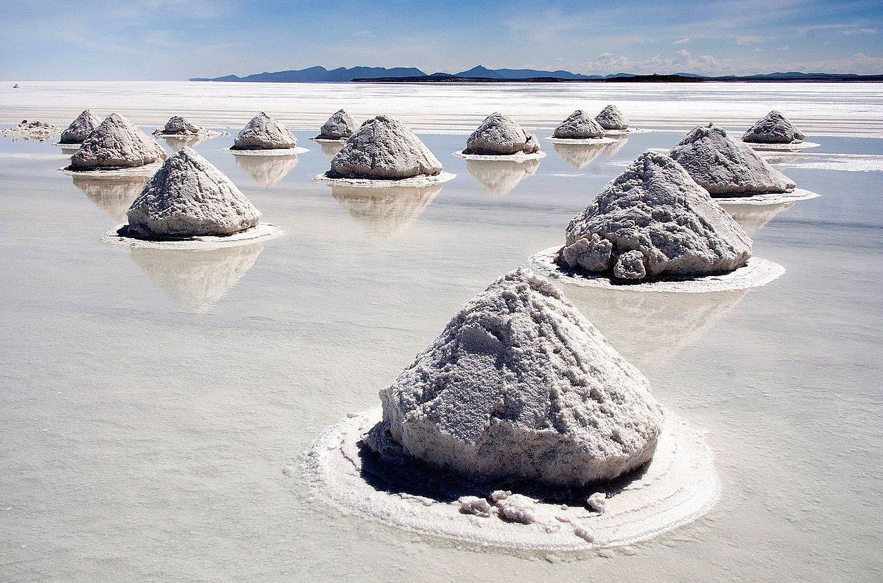 Lithium: the new oil?