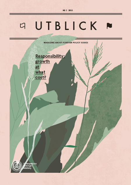 New issue of Utblick: Responsibility and growth