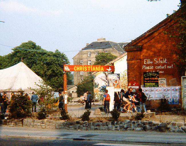 UF to Copenhagen: Day 3 – Christiania