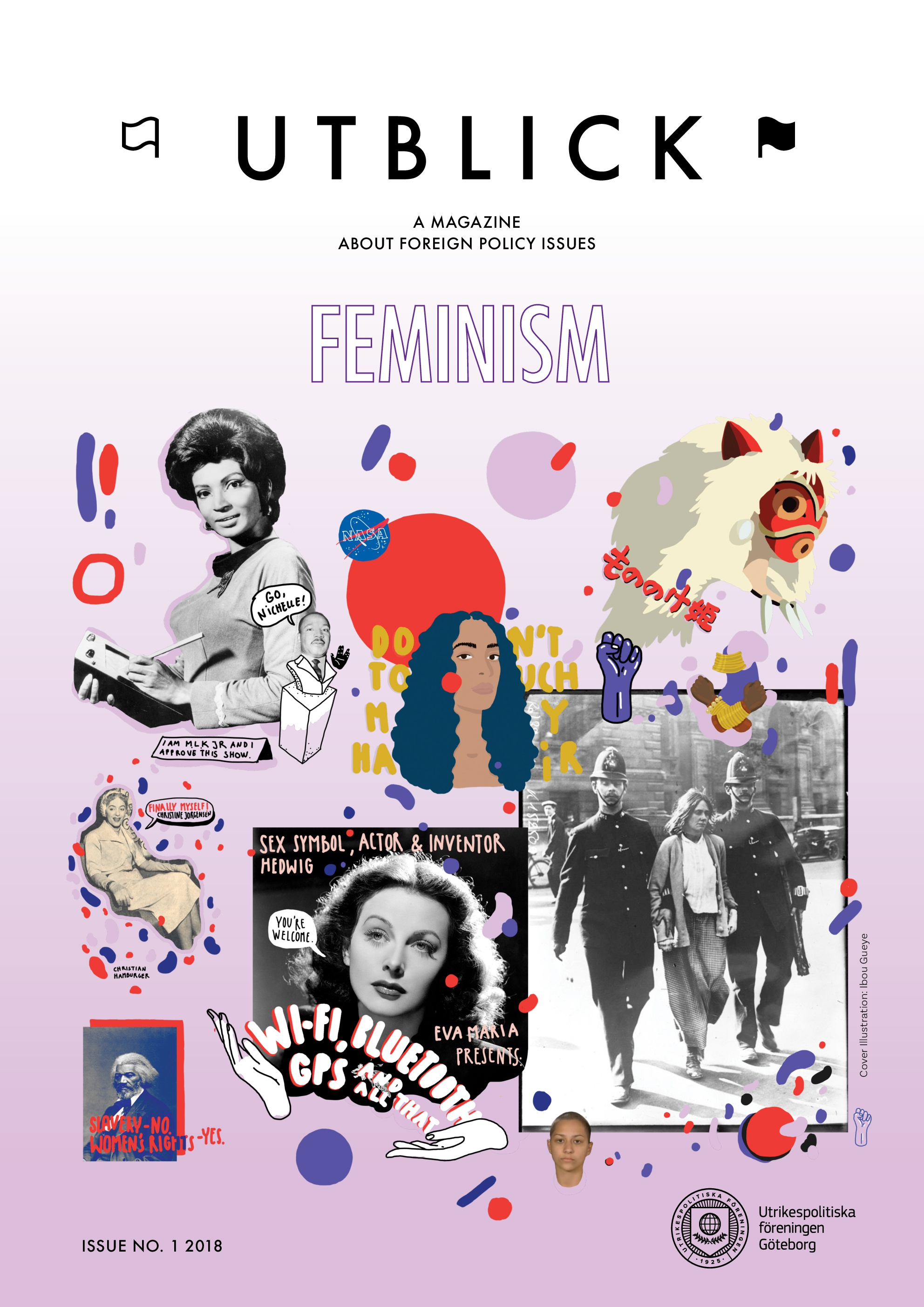 First Utblick of 2018 out now! FEMINISM