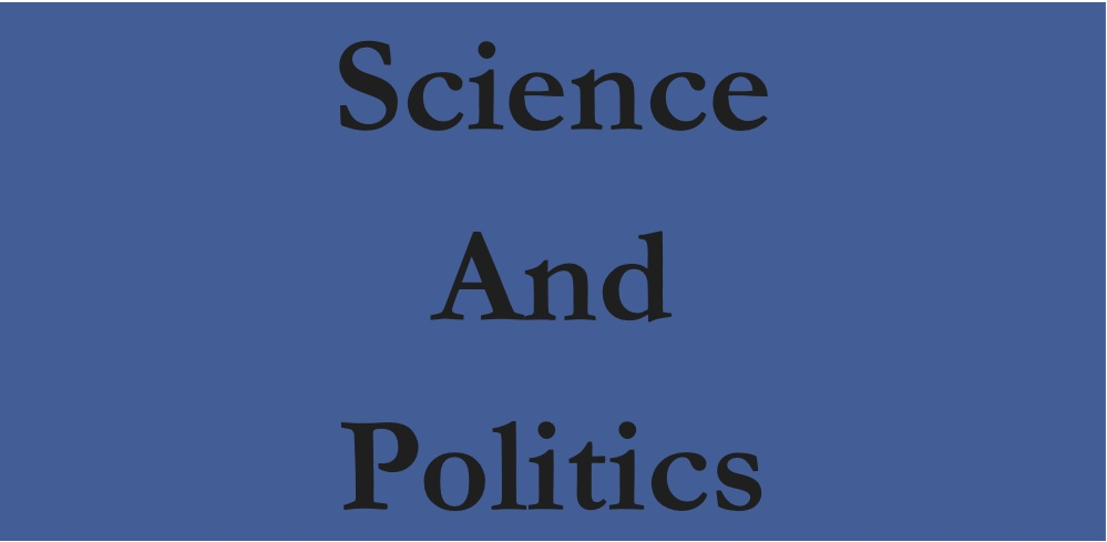 New Issue of Utblick: Science and Politics!